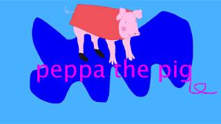 Peppa Pig Intro Song Meme Th Clip