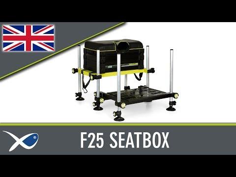 Matrix F25 Seatbox MKII System Versenyláda videó