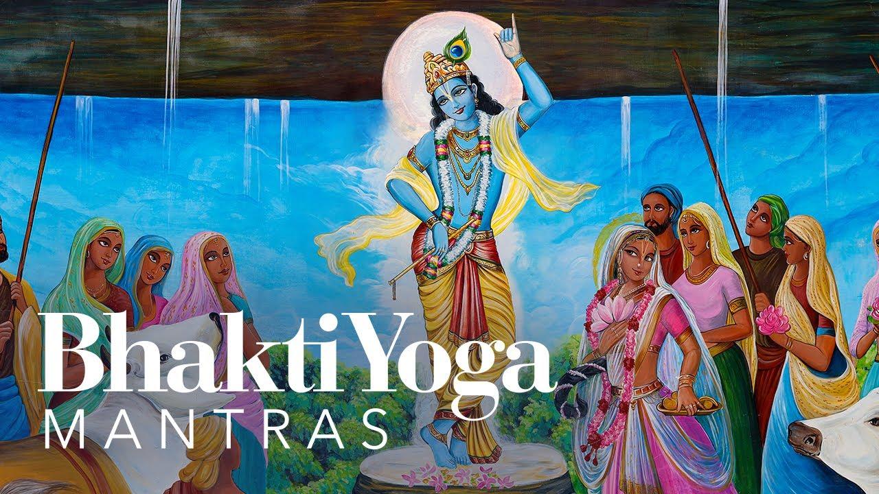 Sacred Vedic Mantra For Protection | Bhakti Yoga Mantras