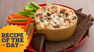 Recipe Of The Day: Rachaels Swiss And Bacon Dip | Food Network
