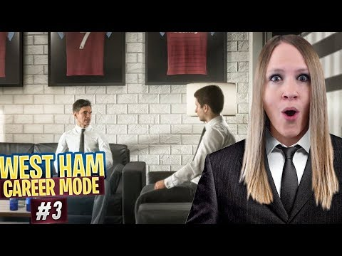 WE HAD TO SELL HIM!! $9,000,000! FIFA 19 CAREER MODE West Ham #3
