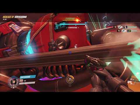 D.VA ult after lucio tried to boop me off