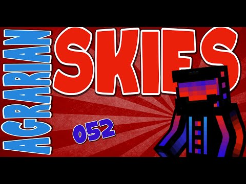 Feed The Beast agrarian skies Lets Play Tag 52b (Schwimmbad Farbe?)