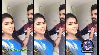 Vijay TV Mynaa (Nandhini) Dubsmash Collection/ Serial Actress Nandhini dubsmash