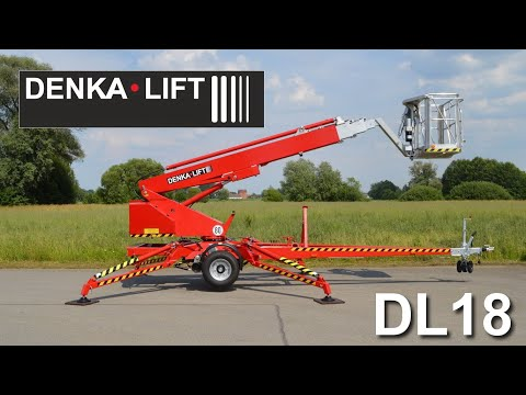 Denka-Lift DL18 - Produktvideo