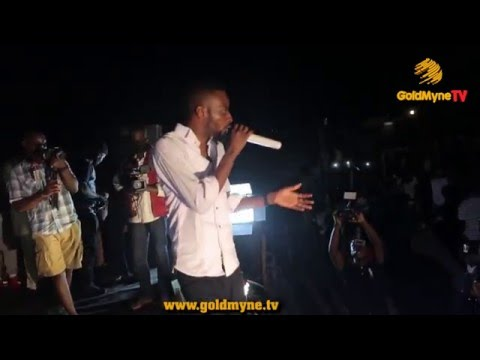 9ICE PERFORMS WITH JAYWON AT THE OBA ORIN ALBUM CONCERT