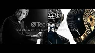 Chilly Gonzales plays Daft Punk Piano