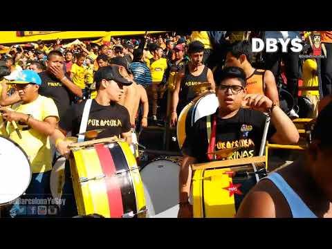 """Especial ""Barras de BSC"": Sur Oscura"" Barra: Sur Oscura • Club: Barcelona Sporting Club"