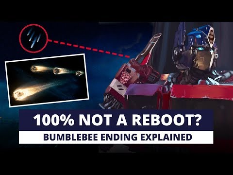 Bumblebee Ending Explained (100% NOT A Reboot) 😲