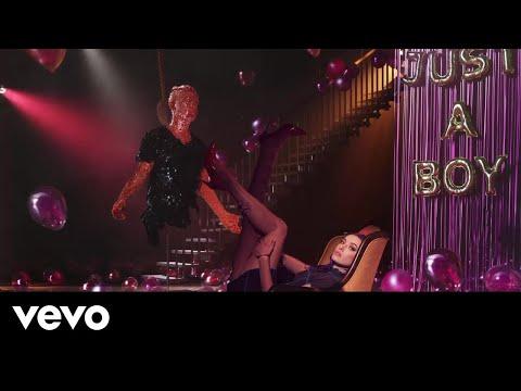 Olivia O'Brien - Just A Boy (Lyric Video)