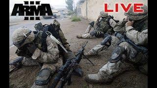 ArmA 3 🔴 - Operation Tactical Bacon - live   TacticalBacon [Deutsch]