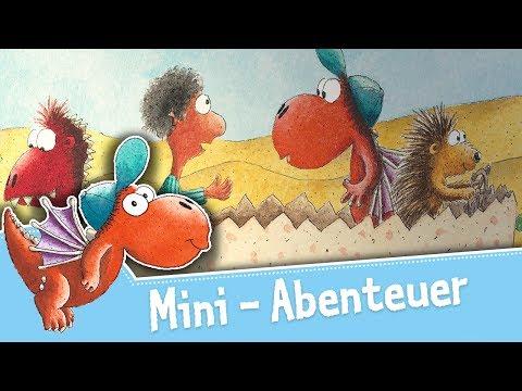 Der kleine Drache Kokosnuss – Mini-Abenteuer: Expedition auf dem Nil– Hörbuch