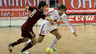 Отборочный матч ЧМ-2016. Россия - Белоруссия. 2 игра