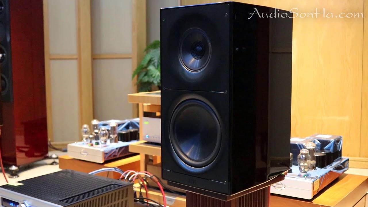 Hệ thống Hi End Elac Adante AS-61 và Cary Audio SI-300.2d