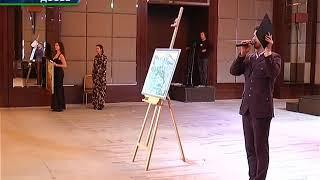 На благотворительном аукционе «Бал патриотов» собрали более 130 тысяч гривен. Деньги передали семьям погибших участников АТО