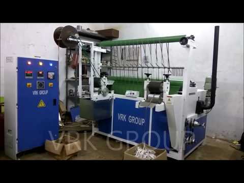 FME-1 Single Cylinder Tape Finishing Machine