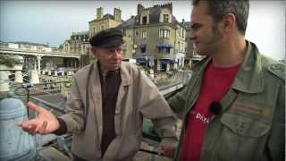 preview picture of video 'Le métier de marinier à Redon en Haute Bretagne'