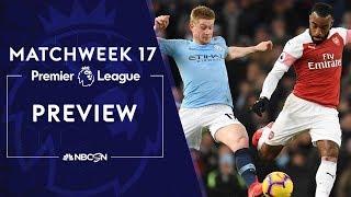 Premier League Preview: Arsenal, Manchester City set for goal-fest   NBC Sports