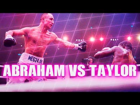 Arthur Abraham vs Jermain Taylor (Highlights)