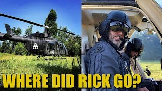 The Walking Dead Season 9 Rick Theory & News - Where Did Rick Go On The Helicopter?