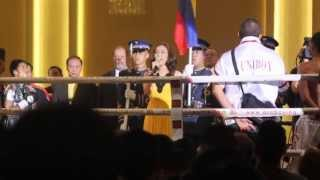 Colombia National Anthem by Julie Anne Enseñado