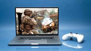 """I've Been Gaming with the MacBook Pro 16"""" ..."""