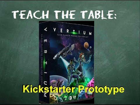 How to play Vertium - Teach The Table