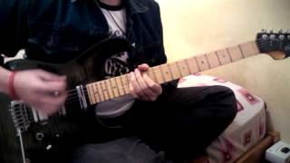 Angels & Airwaves - All That We Are (guitar solo cover)