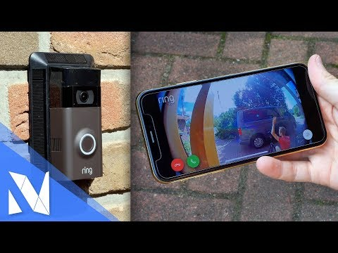 Smarte Türklingel im Test! - Ring Video Doorbell 2 Review! #SmartHome | Nils-Hendrik Welk