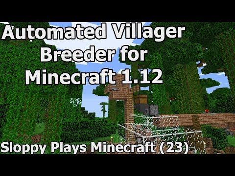 1 13 Quad Pod Infinite Villager Breeder - RiskyNoSkin - Video - Free