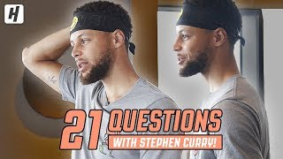 Who Gets Under Stephen Curry's Skin? | 21 Questions