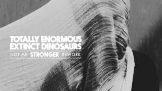 Totally Enormous Extinct Dinosaurs - Stronger (Not Me Rework)