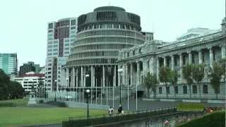 preview picture of video 'Biggest cities of New Zealand: Auckland, Wellington, Christchurch and Dunedin'