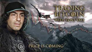 Trading Bitcoin - Testing FB Live