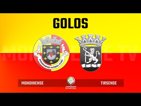 GOLOS | MONDINENSE FC - FC TIRSENSE
