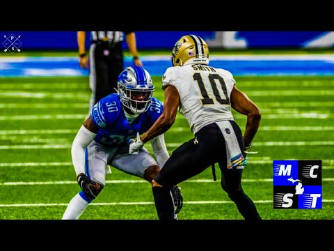 (Breaking News) Detroit Lions CB Jeff Okudah Out For Season (Groin)