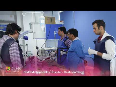 NIMS Multi-speciality Hospiral ( Gastroentology )
