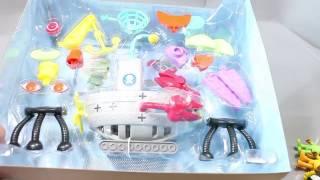Октонавты и чудесный подводный мир. Развлекающие и развивающие видео обзоры детских игрушек