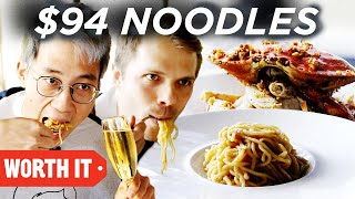 """Sorry, there's a lot of slurpin' going on.""  To visit the restaurants featured in this episode, please follow the below links!  Laoxi Noodle House: http://www.anrdoezrs.net/links/8209452/type/dlg/sid/WorthItNoodlesVid-11-15/https://www.tripadvisor.com/Restaurant_Review-g29105-d10529326-Reviews-Lao_Xi_Noodle_House-Arcadia_California.html  Dolan's Uyghur Cuisine: http://www.anrdoezrs.net/links/8209452/type/dlg/sid/WorthItNoodlesVid-11-15/https://www.tripadvisor.com/Restaurant_Review-g29078-d16678870-Reviews-Dolan_s_Uyghur_Cuisine-Alhambra_California.html  Crustacean: http://www.anrdoezrs.net/links/8209452/type/dlg/sid/WorthItNoodlesVid-11-15/https://www.tripadvisor.com/Restaurant_Review-g32070-d348145-Reviews-Crustacean-Beverly_Hills_California.html  Bistro Na: http://www.anrdoezrs.net/links/8209452/type/dlg/sid/WorthItNoodlesVid-11-15/https://www.tripadvisor.com/Restaurant_Review-g33166-d13510172-Reviews-Bistro_Na_s-Temple_City_California.html"