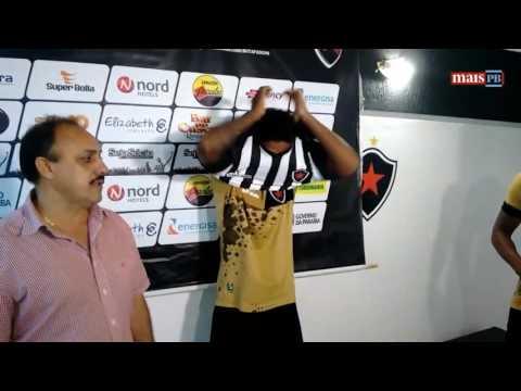 Belo apresenta dupla de laterais para o Campeonato Paraibano