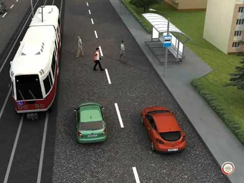 Опасные последствия нарушения правил проезда пешеходных переходов.