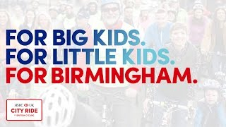 The City Ride schedule for 2017 is here and Birmingham is first up on Sun 11th June