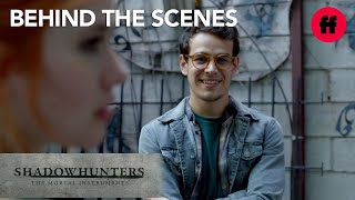 Shadowhunters | Behind the Scenes Season 1: Alberto Rosende Talks About Simon