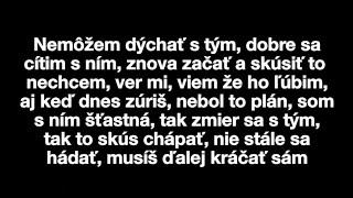 SIMA - Niekto iný text
