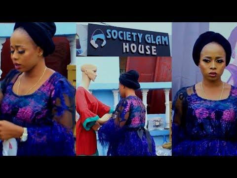 ALAAFIN OYO'S STUNNING WIFE QUEEN AJOKE OPEN MULTIMILLION NAIRA LADIES STORE IN IBADAN