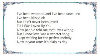 Chely Wright - Till I Was Loved by You Lyrics