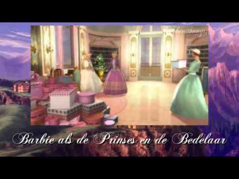 Barbie Als de Prinses en de Bedelaar - Vrij (Lyrics)
