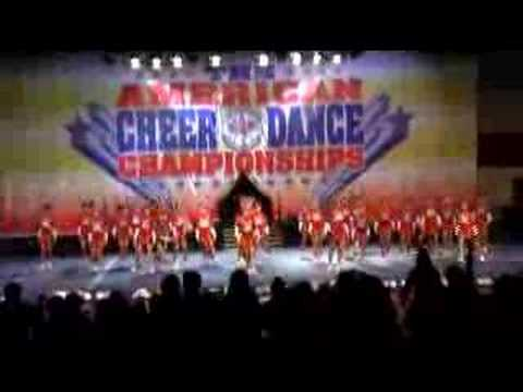 Fairport Varsity Cheerleading 2007 National Champions