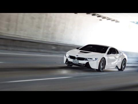2015 BMW i8 Car Review