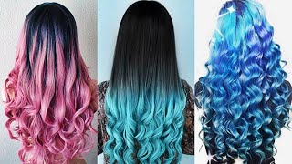 New Haircut And Color Transformation - Amazing Hairstyles Compilation